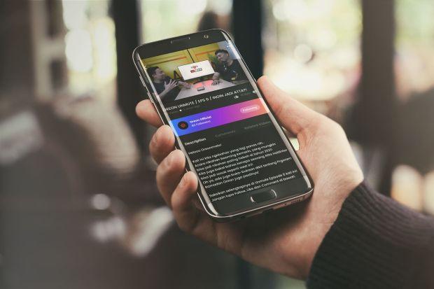 Punya Ribuan Konten Kreator, OREON Aplikasi Berbagi Video Buatan Indonesia