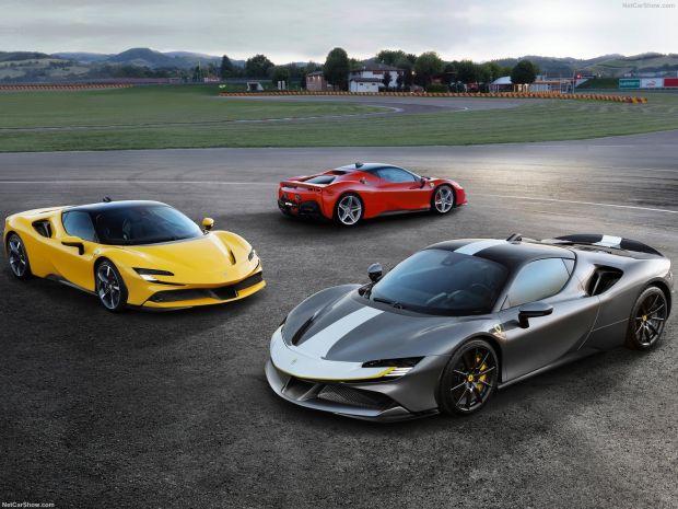 Mobil Listrik Murni Buatan Ferrari Hadir di 2025