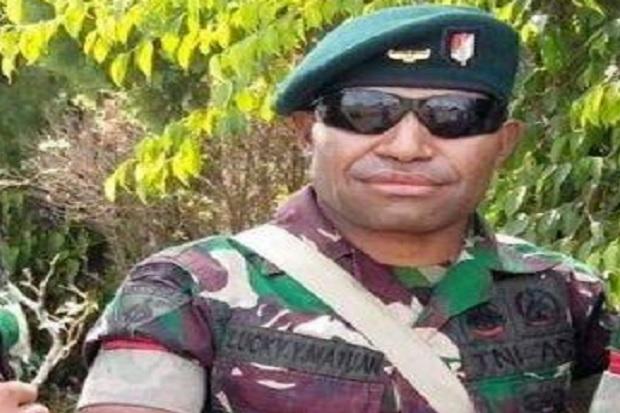 Ini Fakta Mengenai Pratu Lucky Y Matuan mantan Prajurit TNI yang Membelot Jadi Komandan Lapangan OPM