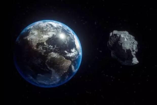 5 Asteroid yang Pernah Mendekati dan Nyaris Menabrak Bumi