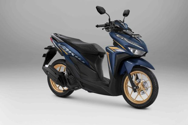 Pilihan Warna Baru New Honda Vario 125 Tegaskan Kesan Premium