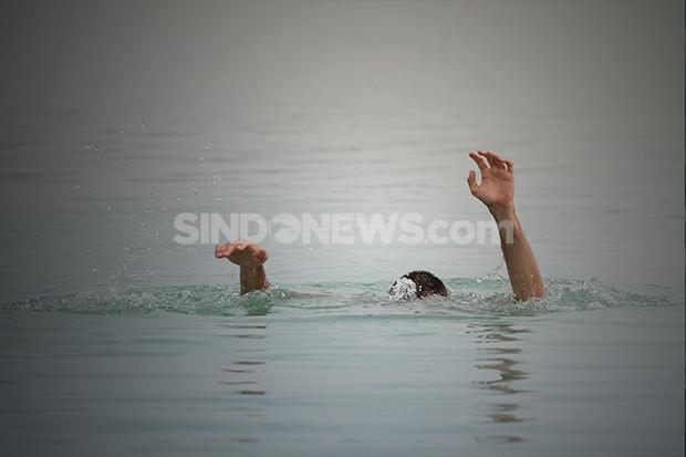 Usai Kencani PSK, Pria Asal Blitar Tewas Terseret Arus Sungai Brantas
