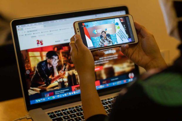 Sebanyak 12,4 Juta Masyarakat Indonesia Ditargetkan Cakap Digital pada 2021