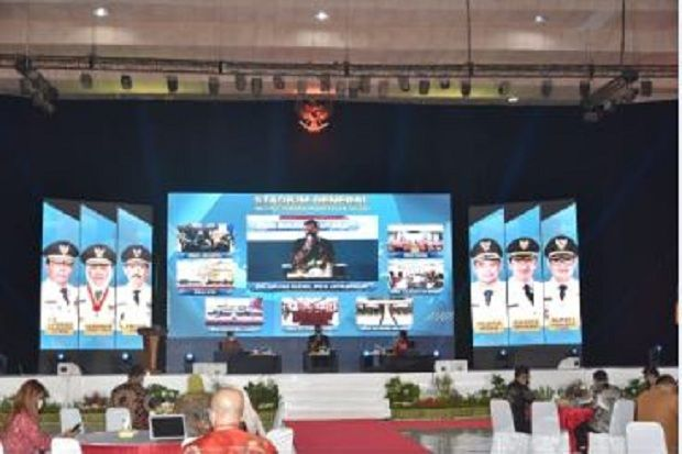IPDN Gelar Stadium General Secara Luring dan Daring Bersama Para Kepala Daerah