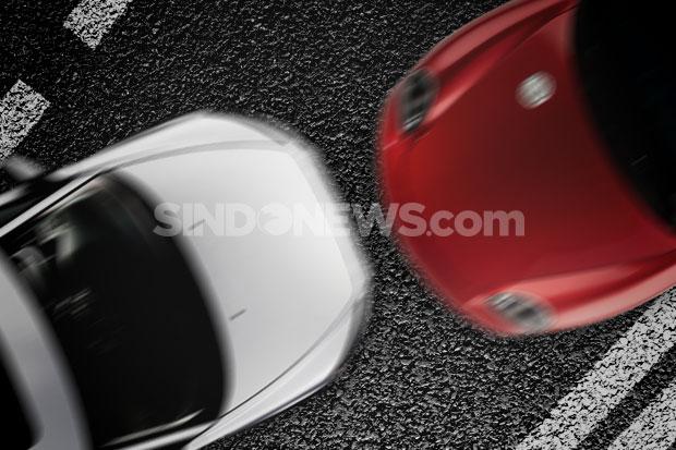 Dihantam Pikap, Pengendara Motor di Tulungagung Tewas Bersimbah Darah