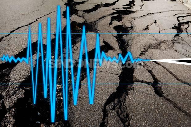 Gempa Bumi Tiga Kali Getarkan Kawasan Samosir Malam Ini