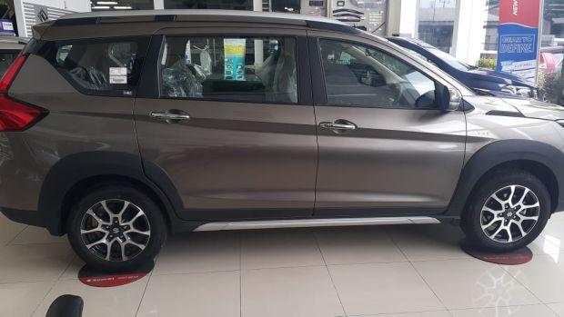 Ekspor Suzuki Tumbuh 12% di Q1 2021, Didominasi XL7 dan Karimun Wagon R