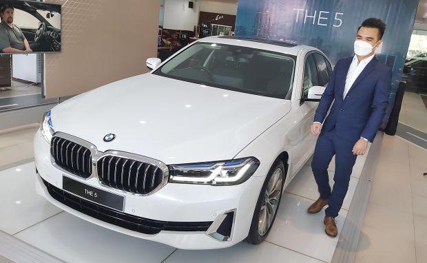 BMW 520i M Sport dan 530i Opulence Hadir di Surabaya, Yuk Intip Harganya