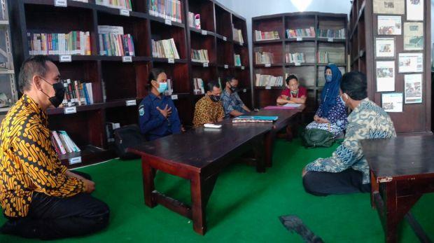 Perpustakaan yang Dikelola Kartar Patriot Probolinggo Terpilih Ikut Lomba Tingkat Jawa Timur