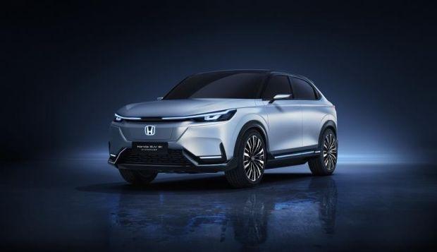 Auto Shanghai 2021, Honda Pamerkan Kendaraan Listrik Pertamanya di China