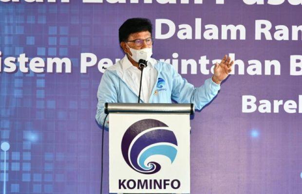 Ini Pertimbangan Kominfo Saat Membangun Pusat Data Nasional Indonesia