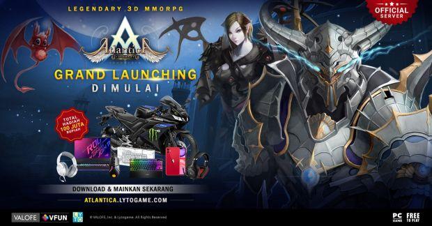 Game PC Penuh Kenangan, Atlantica Rebirth Resmi Diluncurkan