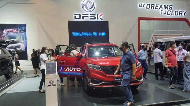 Selama IIMS Hybrid 2021, DFSK Dapat Respons Positif Pengunjung