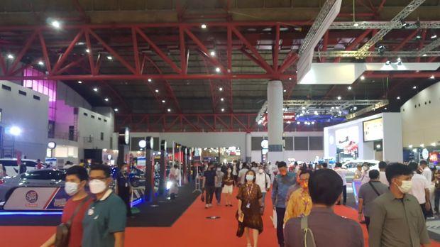 Kantongi Rp1 Triliun Lebih dan 91.050 Pengunjung, IIMS 2021 Resmi Ditutup