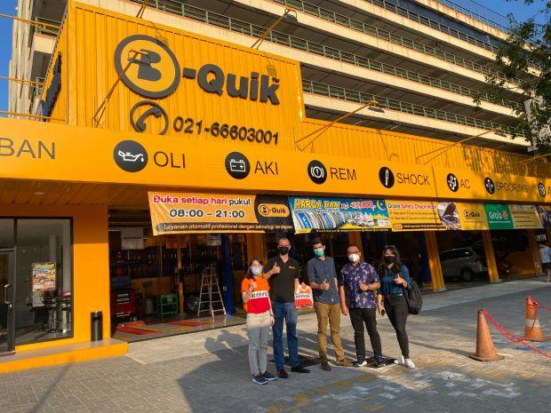 Repsol Berhasil jadi Partner Penyedia Pelumas B-Quik Indonesia