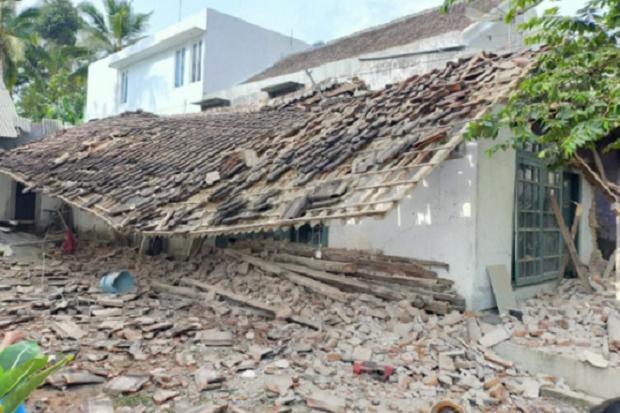 BPBD Jawa Timur Tuntaskan Pendataan Rumah Rusak Akibat Gempa Malang