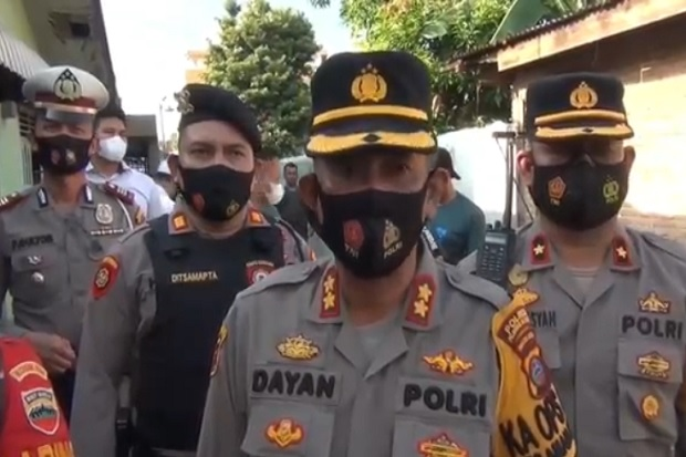Bandar Narkoba Deli Serdang Melawan, Polisi Dibacok dan 2 Pistol Dibawa Kabur