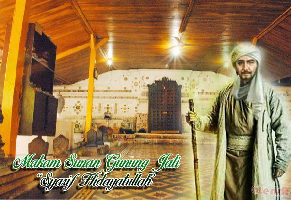 Syarif Hidayatullah, Putra Mahkota Mesir yang Meninggalkan Tahtanya