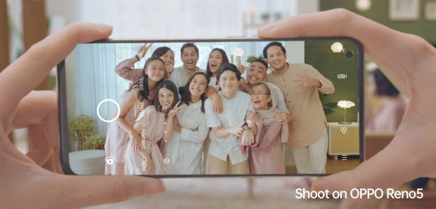 6 Fitur OPPO Reno5 untuk Mengabadikan Momen Lebaran 2021