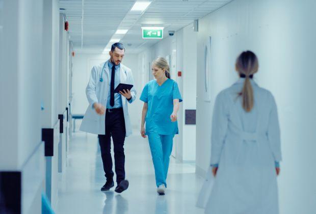 Smart Hospital Perlu untuk Hadirkan Keamanan, Keselamatan, dan Kenyamanan Pasien