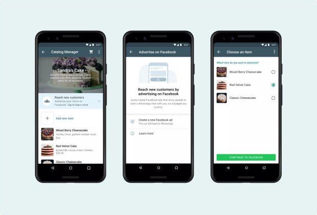 UKM Bikin Katalog di WhatsApp Business, Bisa Diiklankan di Facebook