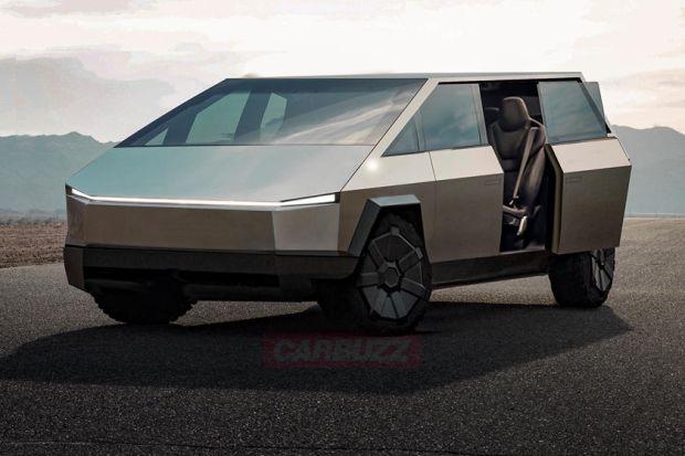 Setelah Cybetruck, Tesla Disebut-sebut akan Buat MPV Cybervan