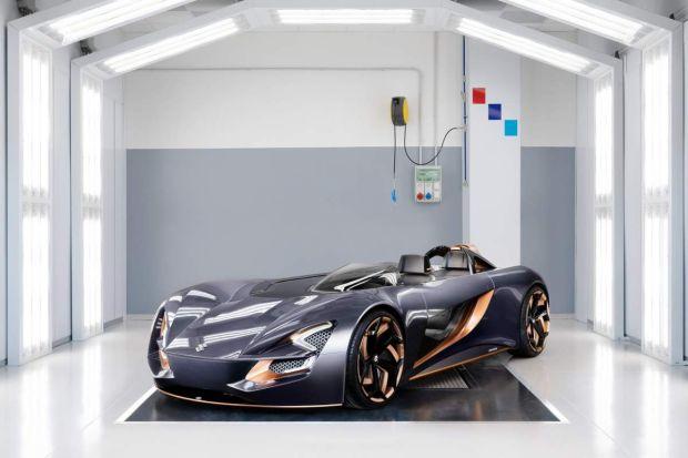 Terinspirasi Boncengan Motor, Suzuki Buat Mobil Konsep Cantik