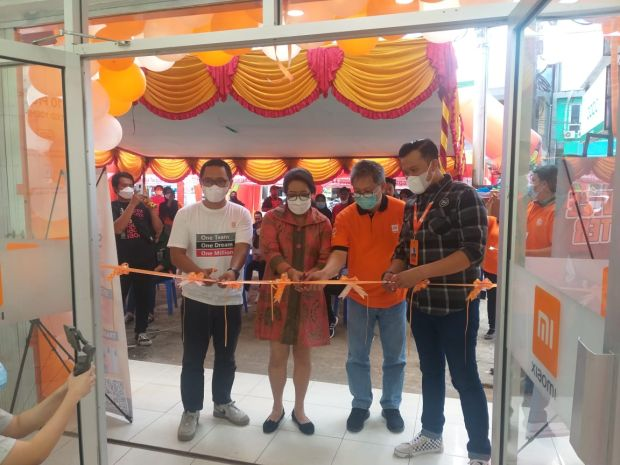 Xiaomi Buka Serentak 30 Mi Shop di 30 Lokasi, Mulai Aceh Hingga Papua