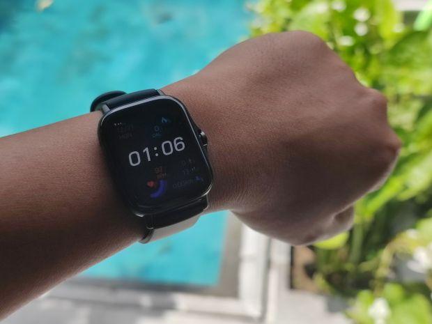 Smartwatch Amazfit GTS 2 Punya Desain Secantik Apple Watch