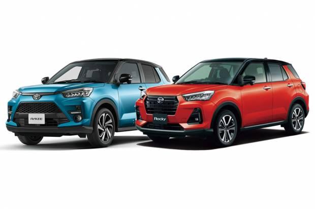 4 Fakta Toyota Raize dan Daihatsu Rocky yang Baru Mengaspal di Indonesia