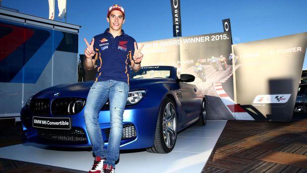 Kolektor BMW, Begini Koleksi BMW Super Kencang Marc Marquez