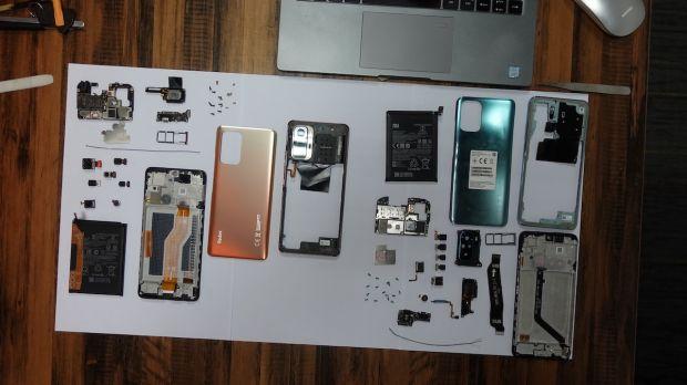 Ternyata Begini Isi Jeroan Redmi Note 10 dan Redmi Note 10 Pro!