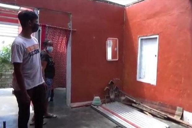Warga Kupang Bersyukur Rumahnya Segera Diperbaiki dari Bantuan MNC Peduli