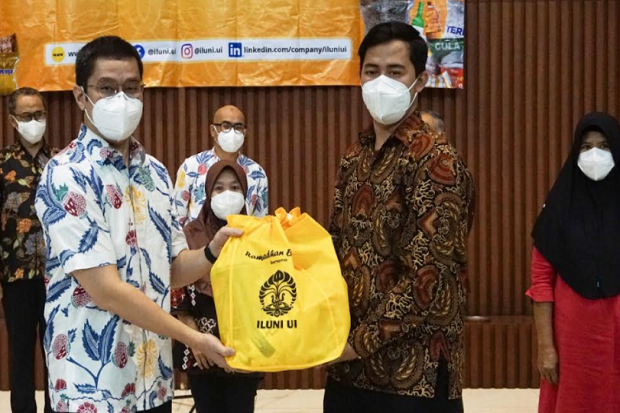 Berkah Ramadhan, Iluni UI Ajak Alumni Berbagi kepada Almamater-Masyarakat