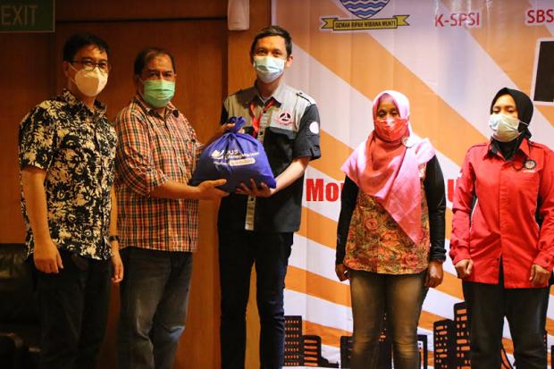BP Jamsostek Ajak Serikat Pekerja Bangun Kota Bandung Lebih Baik