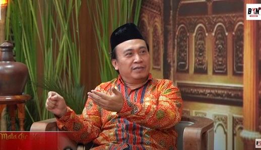 KH Ahmad Baso: Nasionalisme Merupakah Strategi Jitu Walisongo Merangkul Semua Kalangan
