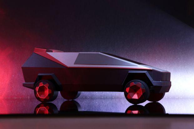 Tesla Akan Munculkan Cybervan 2026