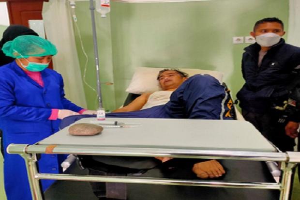 Pertahankan Pistol yang Mau Dirampas Anggota Polisi di Papua Terkapar Diserang 2 Pemuda