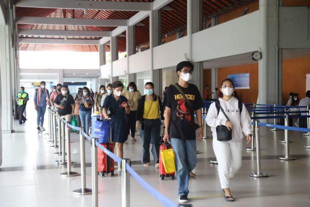 H-2 Larangan Mudik, 16.790 Orang Tinggalkan Bali