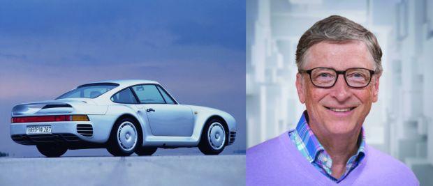 Cerita Bill Gates yang Berjuang 25 Tahun Mengeluarkan Porsche 959 dari Penyitaan