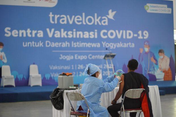 Bangkitkan Pariwisita di Yogyakarta, Traveloka Dorong Akselerasi Vaksinasi Nasional