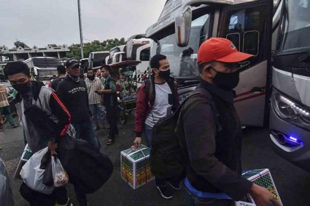 Ribuan Pemudik Sudah Masuk Jawa Tengah, Puncaknya Malam Ini dan Besok