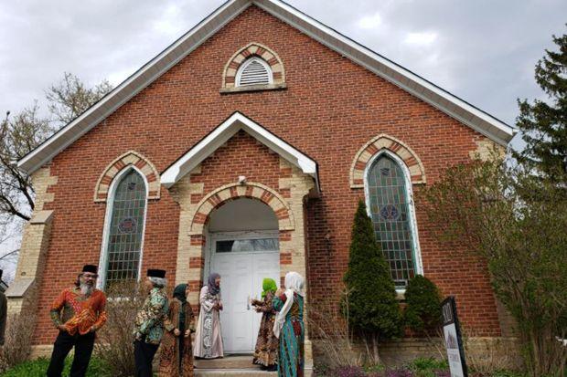 Alhamdulillah! Masjid Pertama RI di Kanada Resmi Dibuka Hari Ini