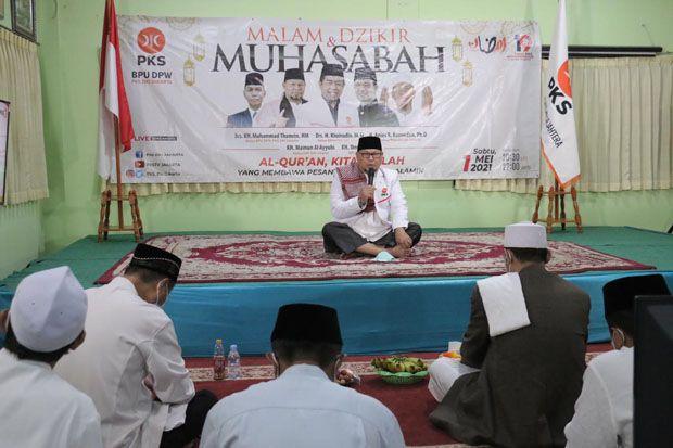 Membumikan Al-Quran, PKS DKI Gelar Peringatan Nuzulul Quran