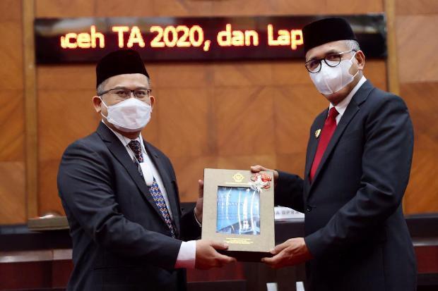 Pemerintah Aceh Pertahankan Wajar Tanpa Pengecualian Enam Kali Berturut-turut
