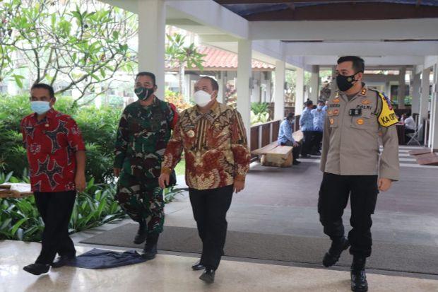 Pemkab Pangandaran Berlakukan Syarat Ketentuan di Masa Penyekatan Wilayah