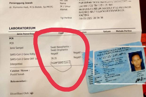 Positif COVID-19, Penumpang Pesawat Ini Lolos Terbang Dari Semarang ke Pangkalan Bun