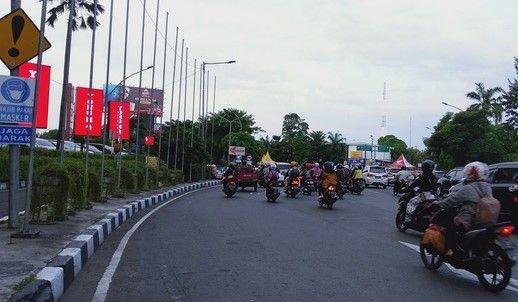 Cegah Pemudik, 411 Personel Disebar di 17 Pintu Masuk Surabaya
