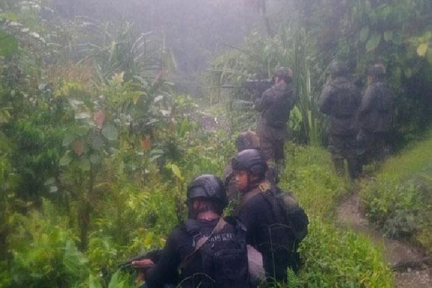 Kontak Senjata Pasukan TNI-Polri dengan KKB Pecah di Ilaga Warga Mengungsi