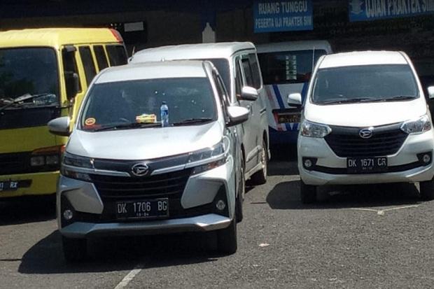 Nekat Angkut Pemudik dari Bali ke Jawa, 14 Mobil Travel Terjaring